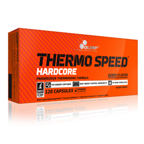 Thermo Speed® Hardcore Mega Caps 120 kaps OLIMP