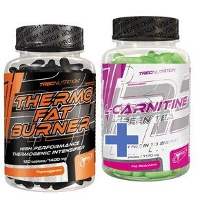 Trec Themo Fat Burner 120k + L-Karnityna 90k + próbka