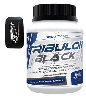Trec Tribulon Black 120k + Trec Pill-box + Próbka