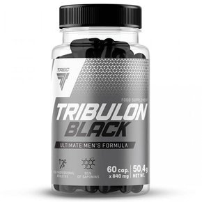 Tribulon Black - 60 kaps TREC