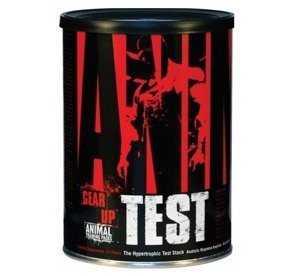 UNIVERSAL Nutrition Animal Test - 21 sasz.