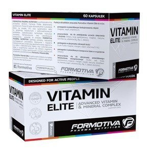 Vitamin Elite 60 kaps Formotiva OUTLET