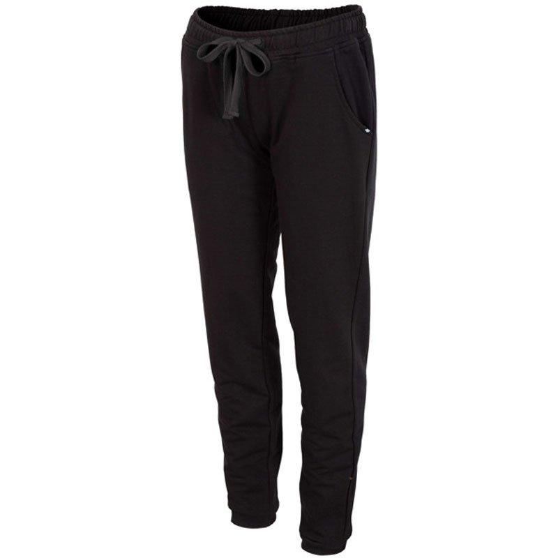 1791c379ec ... Spodnie dresowe damskie SPDD001 4F czarne ...