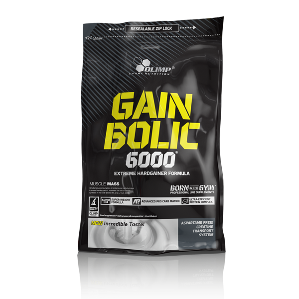 OLIMP Gain Bolic 6000® - 1000g folia zip