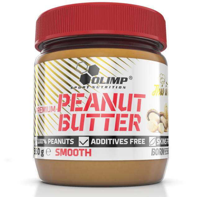 Olimp Premium Peanut Butter Smooth 350 g