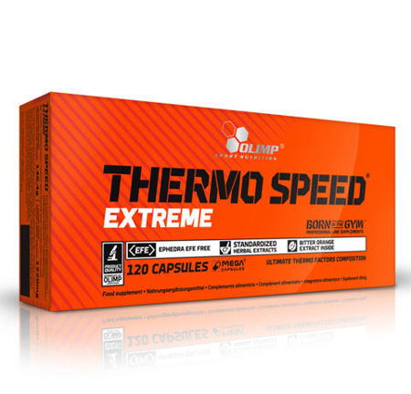 SPALACZ Thermo Speed Extreme 120 Mega Caps OLIMP