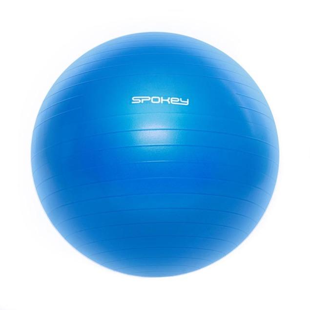 Piłka gimnastyczna 65cm  FITBALL III Spokey